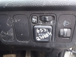 Блок управления зеркалами Honda Airwave Иркутск
