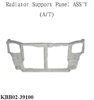 Рамка радиатора Hyundai Accent Екатеринбург