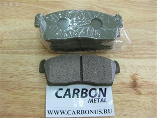 Тормозные колодки Mazda Spiano Новосибирск