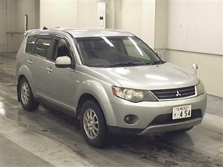 Бампер Mitsubishi Outlander Уссурийск