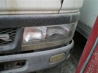 Планка под фары Mitsubishi Canter Владивосток