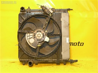 Радиатор основной Peugeot 1007 Владивосток