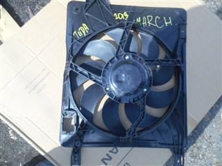 Диффузор радиатора Nissan Latio Уссурийск