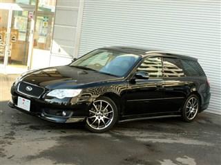 Губа Subaru Legacy Владивосток