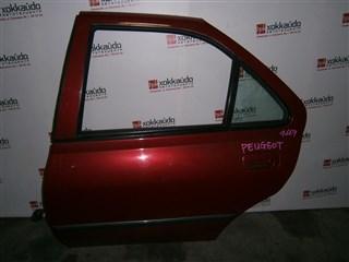 Дверь боковая Peugeot 406 Кемерово