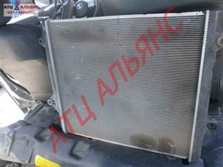 Радиатор основной Toyota Fj Cruiser Владивосток