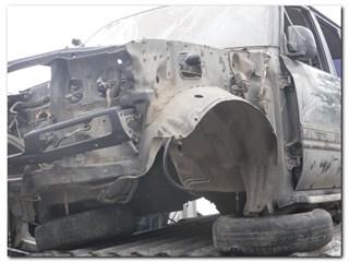Подкрылок Toyota Land Cruiser Хабаровск