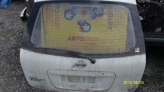 Дверь задняя Nissan Tino Кемерово