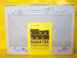 Радиатор основной Honda City Новосибирск