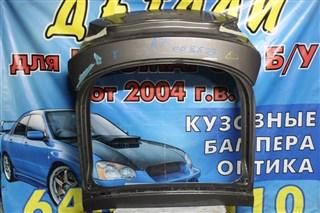 Крышка багажника Audi A7 Бердск