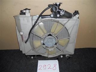 Радиатор основной Toyota Ist Уссурийск