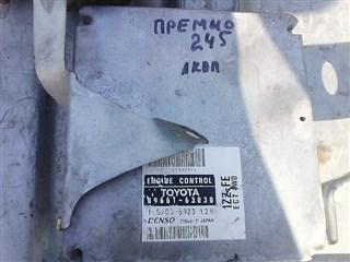 Блок управления efi Toyota Opa Владивосток
