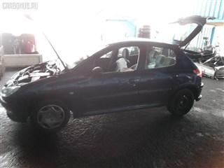Подкрылок Peugeot 206 Новосибирск