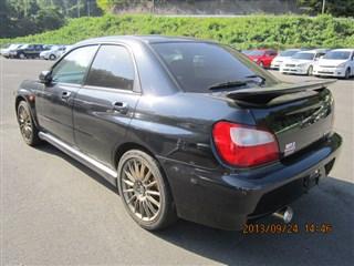 Крепление бака Subaru Impreza WRX Новосибирск