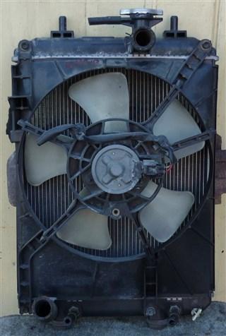 Радиатор основной Toyota Passo Владивосток
