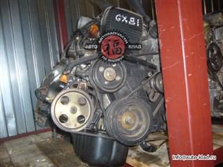 Двигатель Toyota Mark II Новосибирск