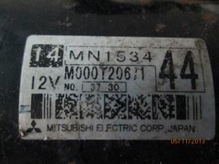 Стартер Mitsubishi Grandis Владивосток