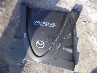 Пластиковая крышка на двс Mazda RX-8 Владивосток