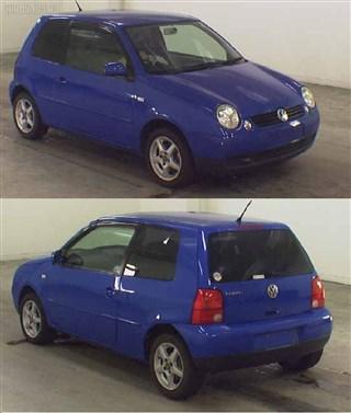 Капот Volkswagen Lupo Новосибирск