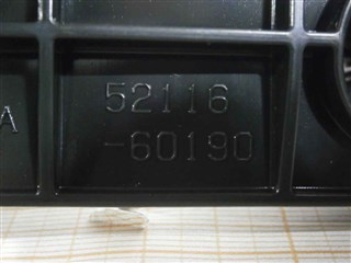 Крепление бампера Lexus LX570 Владивосток