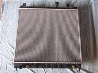 Радиатор основной Nissan Armada Владивосток