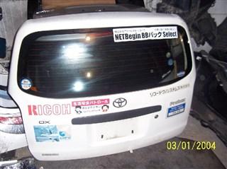 Дверь задняя Toyota Probox Владивосток