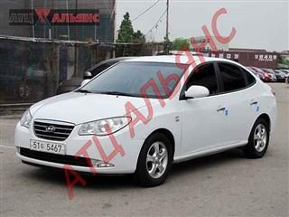 Бампер Hyundai Avante Владивосток