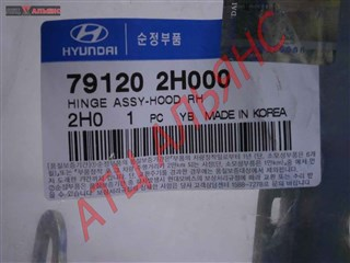 Петля капота Hyundai Avante Владивосток