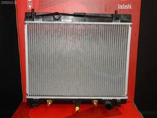 Радиатор основной Toyota Yaris Новосибирск
