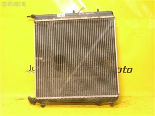 Радиатор основной Peugeot 207 Владивосток
