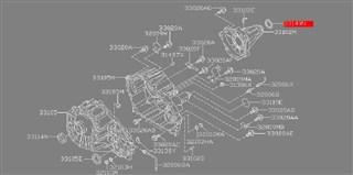 Сальник раздатки Infiniti QX56 Владивосток