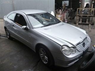 Радиатор основной Mercedes-Benz C-Class Владивосток
