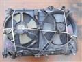 Радиатор основной для Honda Ascot