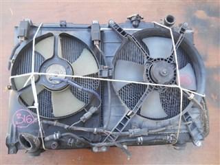 Радиатор основной Honda Ascot Владивосток