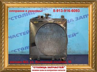 Радиатор основной Mitsubishi Pajero Junior Новосибирск