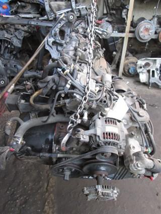 Двигатель Mitsubishi Minicab Truck Владивосток
