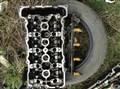 Головка блока цилиндров для Nissan X-Trail