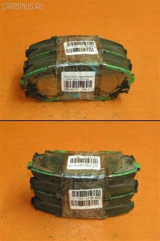 Тормозные колодки Mazda Efini MPV Владивосток