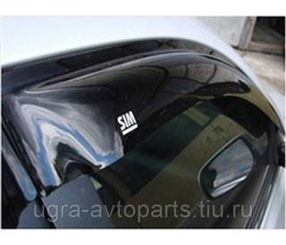 Дефлекторы боковых окон Volkswagen Jetta Нефтеюганск
