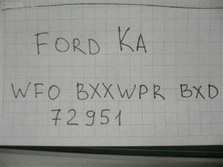 Стойка Ford Ka Новосибирск