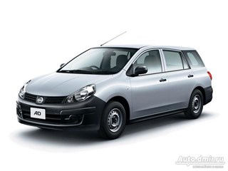 Капот Nissan AD Expert Новосибирск