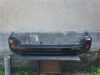 Бампер Nissan X-Trail Новосибирск