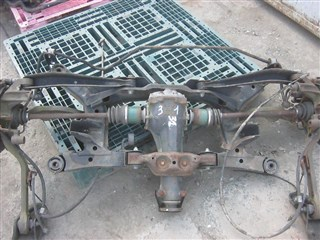 Балка со ступицами Subaru Lancaster Владивосток