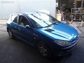 Консоль кпп Peugeot 206 Новосибирск