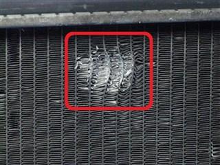 Радиатор основной Subaru Forester Новосибирск