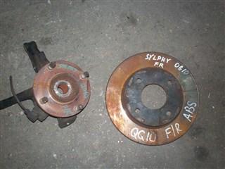 Тормозной диск Nissan Bluebird Sylphy Новосибирск