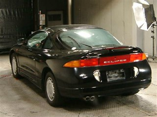 Бампер Mitsubishi Eclipse Новосибирск