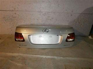 Крышка багажника Lexus GS350 Владивосток
