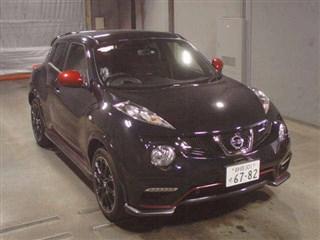 Губа Nissan Juke Владивосток