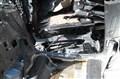 Тазик железный для Honda Zest